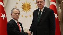 Эрдоган будет призывать иностранных лидеров присоединяться к Крымской платформе