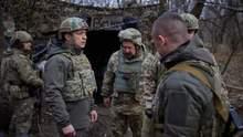 Зеленський заявив, що Україна не дасть Росії жодного сантиметра нашої землі