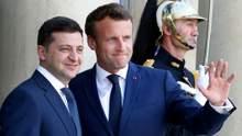 Зеленський прибув в Париж: зустріч з Макроном вже розпочали – відео
