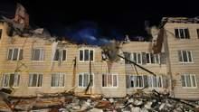 Загинула тримісячна дитина: страшний вибух в житловому будинку в Росії