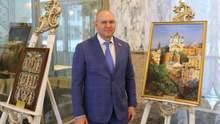 """Давно мріяв познайомитись, – скандальний """"слуга"""" Шевченко приїхав до Лукашенка на зустріч"""