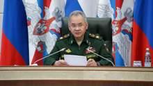 У Міноборони Росії озвучили причину нарощування війська біля кордону України
