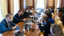 Єрмак обговорив з послами G7 загострення на Донбасі та оновлення КСУ