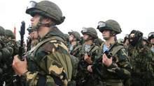 Россия проведет в оккупированном Крыму боевые учения