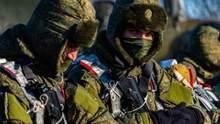 Россия начала возвращать войска с учений в Крыму