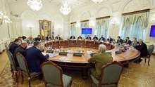 Засідання РНБО 23 квітня не буде, – ЗМІ