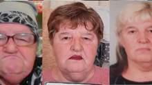 Жінка обманом намагається отримати кредит: шокуючі фото перевтілень 60-річної шахрайки