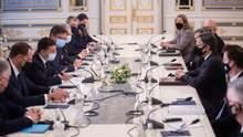 Блинкен ответил Зеленскому на приглашение для Байдена в Украину