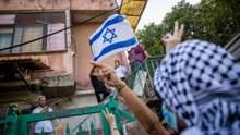 В Восточном Иерусалиме продолжаются протесты и столкновения из-за выселения палестинцев