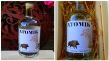 В Украине конфисковали чернобыльскую водку, которая шла на экспорт в Британию