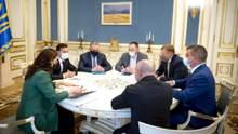 Зеленський привітав можливість виробництва швейцарських поїздів і трамваїв в Україні