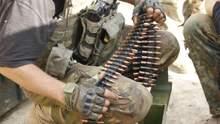Бойовики накрили українських військових мінометним і гранатометним вогнем