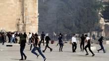Палестина обстреляла Израиль ракетами – тот стрелял в ответ, есть погибшие