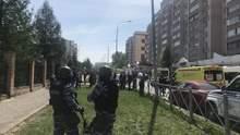 Російські силовики заявили, що нападник на школу в Казані діяв самостійно