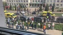 Все бегали и закрывали двери – - школьник из Казани рассказал о первых минутах нападения