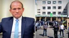 Головні новини 12 травня: підозра Медведчуку та Козаку, жорстока стрілянина у гімназії в Росії