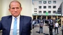 Главные новости 12 мая: подозрение Медведчуку и Козаку, жестокая стрельба в гимназии в России