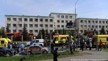 Стрілянина в школі в Казані: оприлюднили список загиблих та поранених