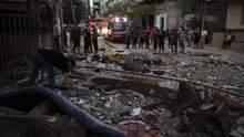 У передмісті Тель-Авіва впали кілька ракет: є жертви – ЗМІ