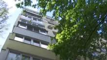 На пенсіонерку впав голий самогубець: який стан потерпілої жительки Дніпра