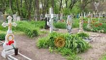 Дети под Полтавой устроили ночные гуляния на кладбище: видео