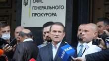 Медведчук заявил, что высокие должностные лица советовали ему уехать из Украины