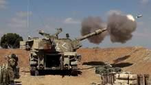 Ізраїль атакував бази ХАМАСу, де зберігаються ракетні установки