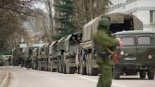 Россия продолжает перебрасывать тяжелое вооружение в Крым, – США