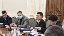 В Офисе Президента подтвердили проведение заседания СНБО