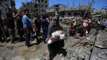 Младшему 4 года: в результате обострения между Израилем и Сектором Газа погибли 42 ребенка