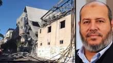 Израиль бомбил дома лидеров ХАМАС: видео