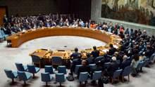Радбез ООН збере засідання через загострення конфлікту між Ізраїлем та Палестиною
