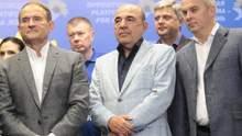 """ОПЗЖ – это филиал путинской """"Единой России"""" в Украине, – Данилов"""