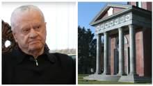 Кращий, ніж у Наполеона: аграрій з Чернігівщини побудував собі мармурово-золотий мавзолей – фото