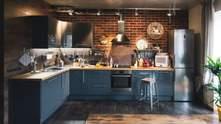 """Кухня в стиле """"лофт"""": особенности и преимущества такого выбора"""