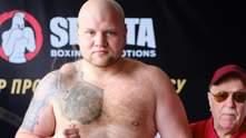 Украинский супертяжеловес Шевадзуцкий брутально нокаутировал соперника в первом раунде: видео