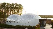 Дом в форме пузыря: харьковский архитектор создал необычное жилье – фото