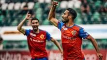 """""""Базель"""" пройшов """"Айнтрахт"""" і став суперником """"Шахтаря"""" в 1/4 фіналу Ліги Європи: відео"""