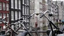 В Амстердаме могут построить подводный тоннель для велосипедистов – причина и видео