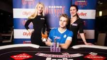 Эстонец впервые в истории стал чемпионом WSOP и заработал более полумиллиона долларов