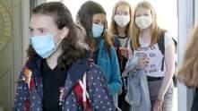 Німеччина почала відкривати школи вперше після початку карантину: фото