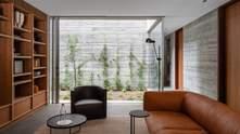 Индустриальный стиль: бетонный интерьер маленького дома из Австралии – фото
