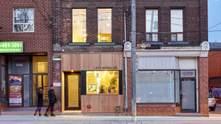Мармеладный ресторан: деревянный интерьер маленького заведения в Канаде