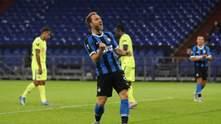 """Интер"" на классе победил ""Хетафе"" и вышел в 1/4 финала Лиги Европы: видео"