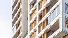 Легкие и безопасные для экологии – в пригороде Парижа презентовали жилые башни: фото