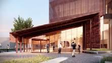 """""""Мідний"""" суд: в Австралії зведуть величезну будівлю суду з мідним фасадом – фото"""