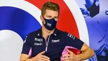 У пілота Формули-1 Переса – коронавірус, у другій гонці поспіль його замінить Хюлькенберг