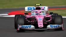 Команду Формули-1 Racing Point оштрафували на 15 очко та 400 тисяч євро