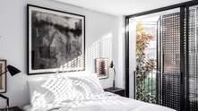 Жалюзі-решето: дизайнерське рішення у проєкті австралійської квартири – фото