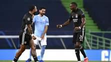 """""""Ліон"""" сенсаційно вибив """"Манчестер Сіті"""" на шляху до півфіналу Ліги чемпіонів: відео"""